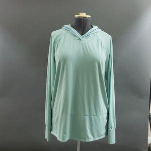 NWOT Cabela Seafoam Green Sweatshirt SZ 2X